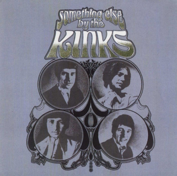 The Kinks Something Else by The Kinks cover art