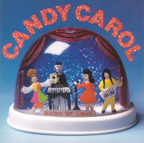 Book of Love Candy Carol cover art