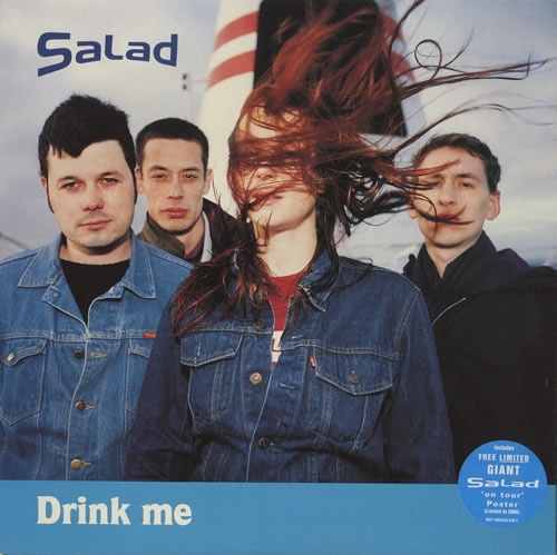 Salad Drink Me cover art