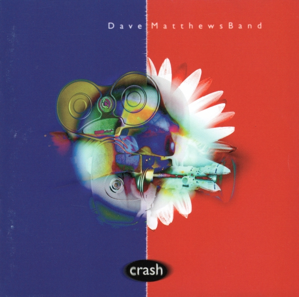 Dave Matthews Band Crash cover art