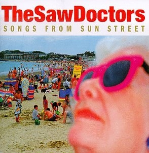 The Saw Doctors Songs From Sun Street Cover Art