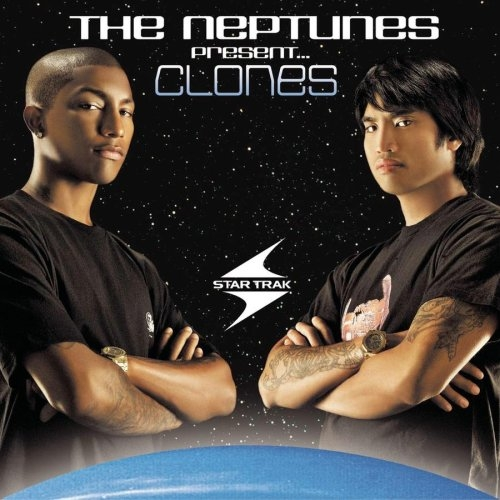The Neptunes The Neptunes Present… Clones Cover Art