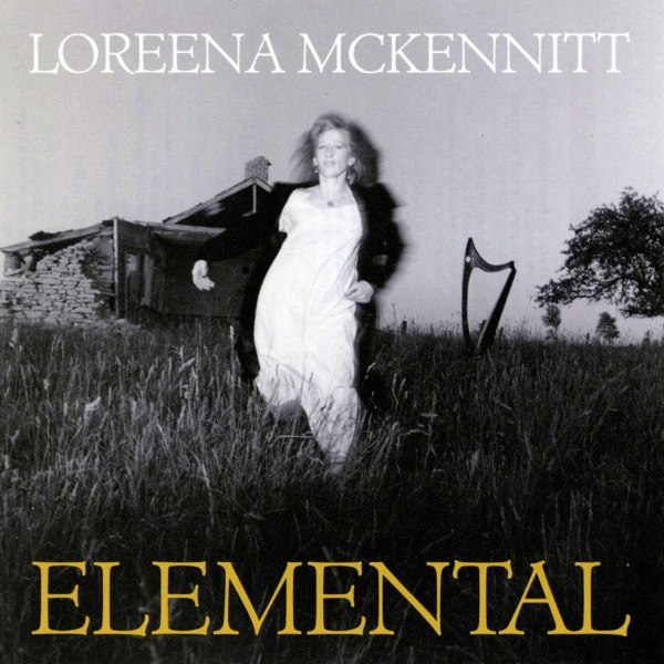 Loreena McKennitt Elemental cover art