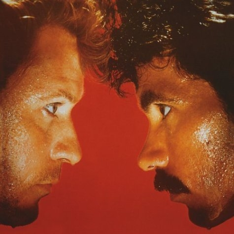 Daryl Hall & John Oates H₂O Cover Art