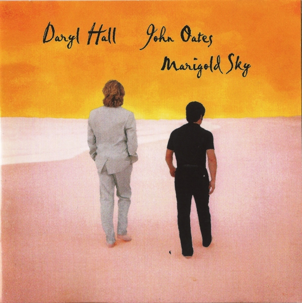 Hall & Oates Marigold Sky cover art