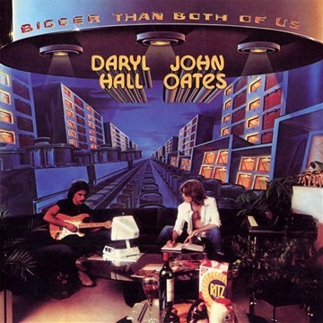 Hall & Oates Bigger Than Both of Us cover art