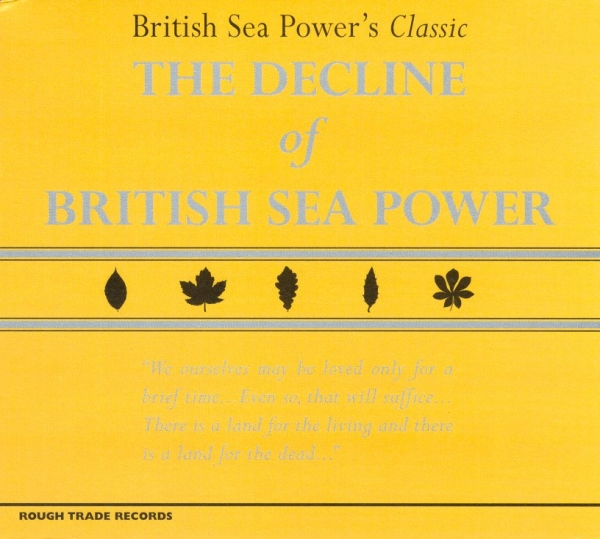 British Sea Power The Decline of British Sea Power Cover Art