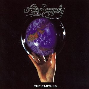 Air Supply The Earth Is... cover art