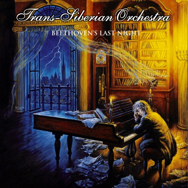 Trans‐Siberian Orchestra Beethoven's Last Night cover art