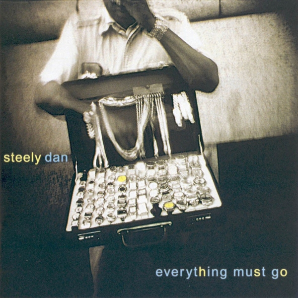 Steely Dan Everything Must Go cover art