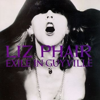 Liz Phair Exile in Guyville Cover Art