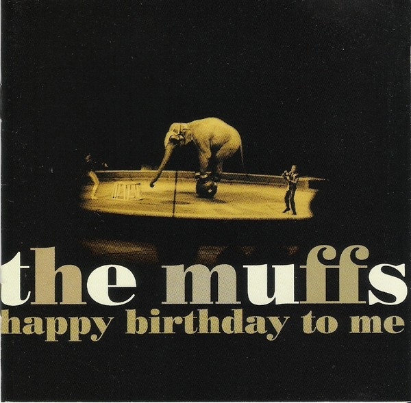 The Muffs Happy Birthday to Me Cover Art