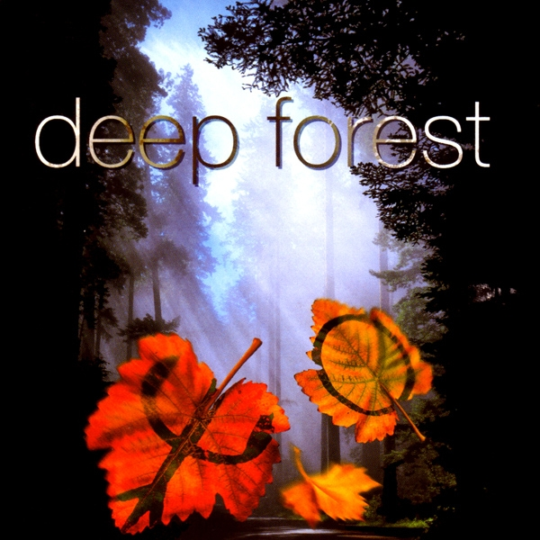 Deep Forest Boheme cover art