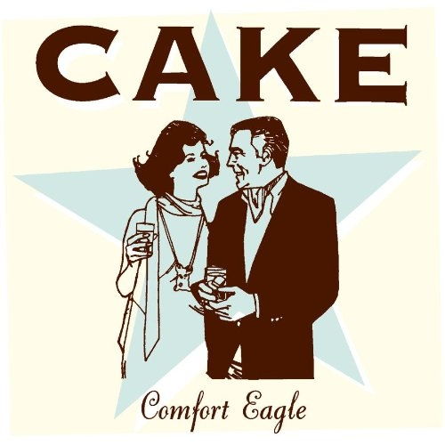 CAKE Comfort Eagle cover art