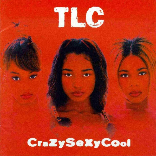 TLC CrazySexyCool cover art