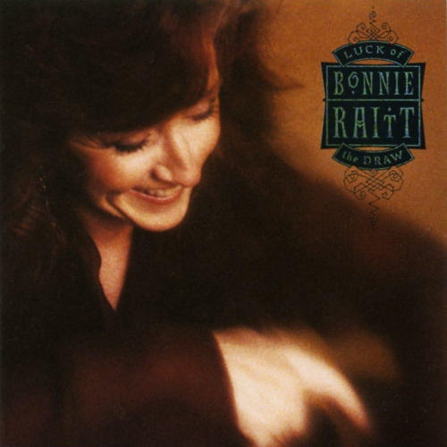 Bonnie Raitt Luck of the Draw cover art