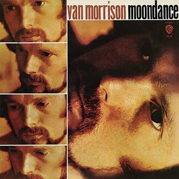 Van Morrison Moondance cover art