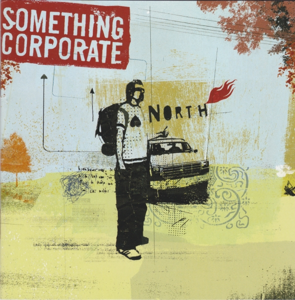 Something Corporate North cover art