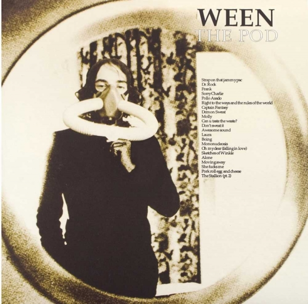 Ween The Pod cover art