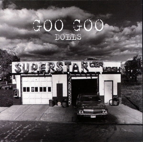 Goo Goo Dolls Superstar Car Wash cover art