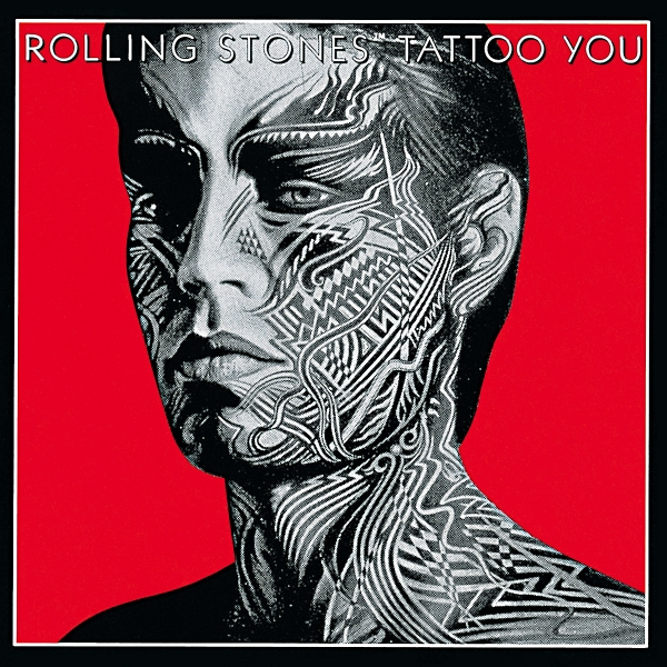 The Rolling Stones Tattoo You cover art