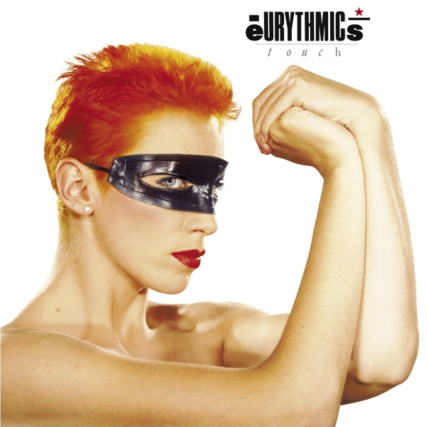 Eurythmics Touch cover art