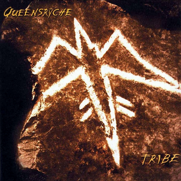 Queensrÿche Tribe cover art