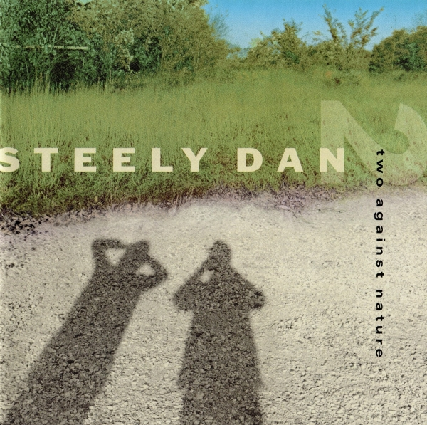 Steely Dan Two Against Nature cover art