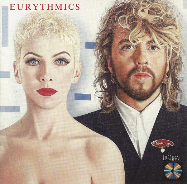 Eurythmics Revenge cover art