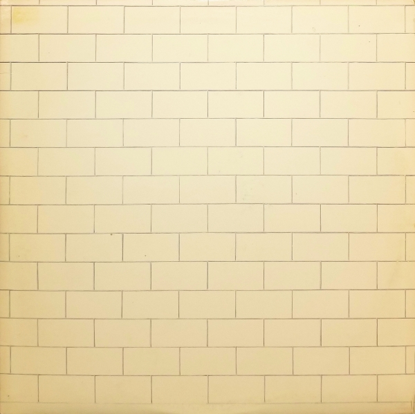 Pink Floyd The Wall cover art