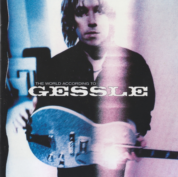 Per Gessle The World According to Gessle cover art
