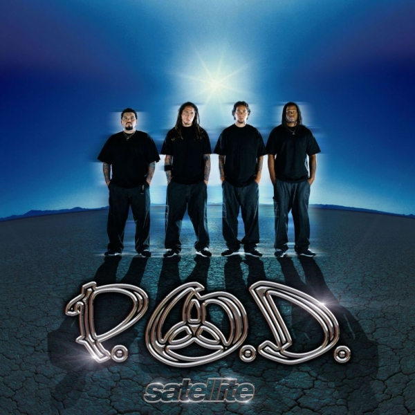 P.O.D. Satellite cover art