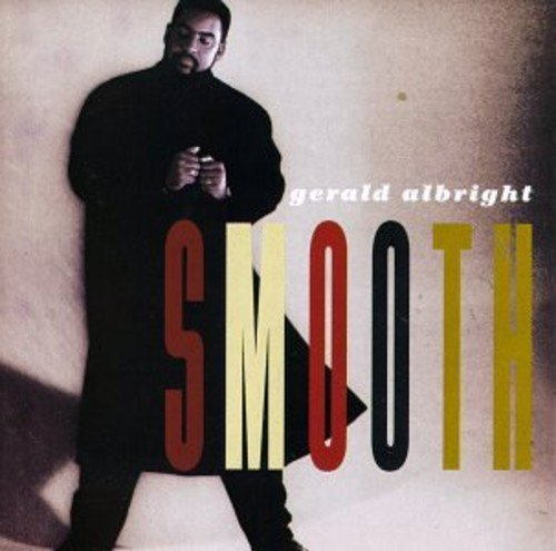 Gerald Albright Smooth cover art