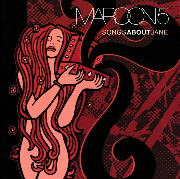 Maroon 5 Songs About Jane cover art