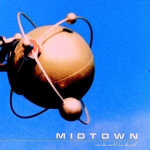 Midtown Save the World, Lose the Girl cover art