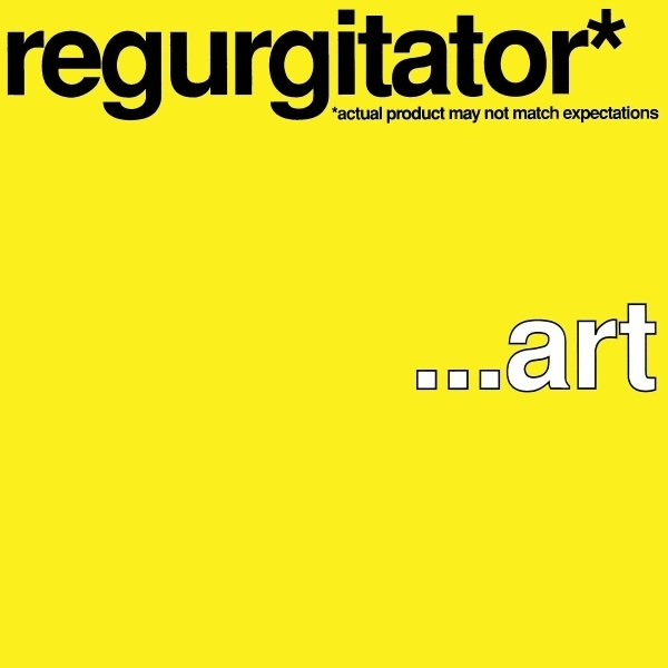 Regurgitator …Art Cover Art