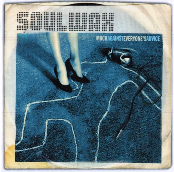 Soulwax Much Against Everyone's Advice cover art