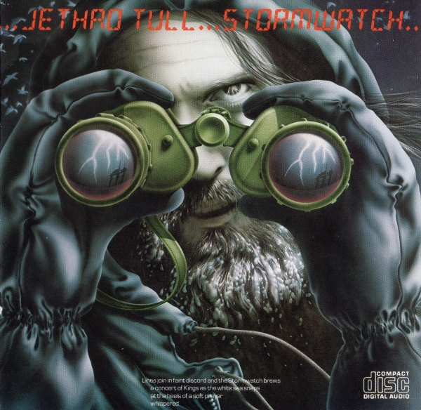 Jethro Tull Stormwatch cover art