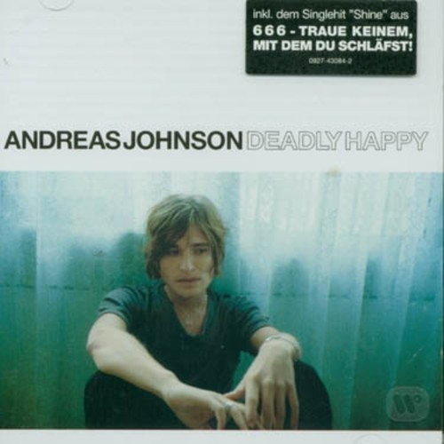 Andreas Johnson Deadly Happy Cover Art