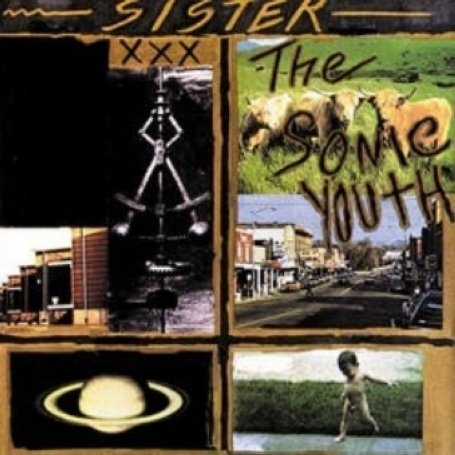 Sonic Youth Sister cover art