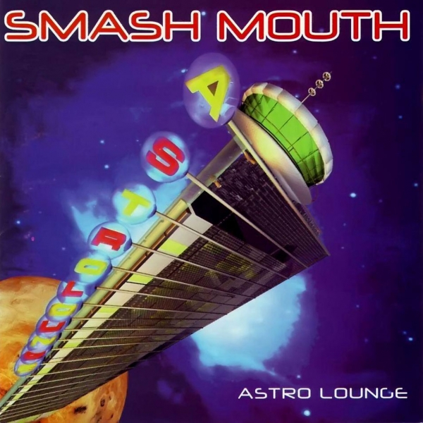 Smash Mouth Astro Lounge cover art