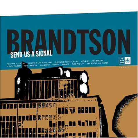 Brandtson Send Us a Signal cover art
