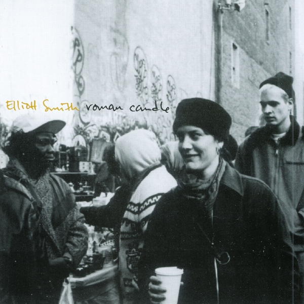 Elliott Smith Roman Candle cover art