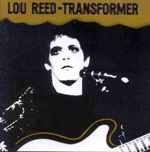 Lou Reed Transformer cover art