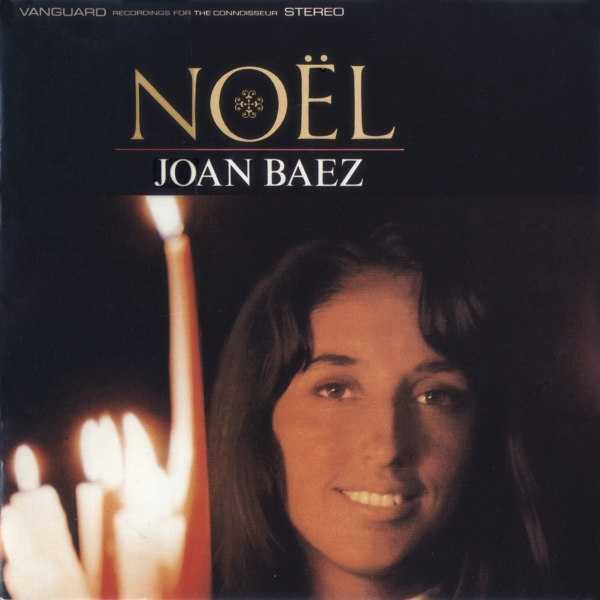Joan Baez Noël Cover Art