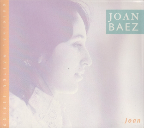 Joan Baez Joan cover art