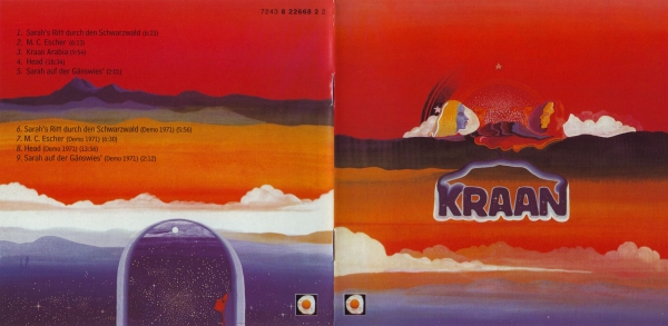 Kraan Kraan cover art