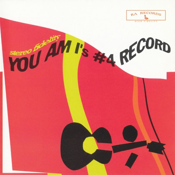 You Am I #4 Record Cover Art