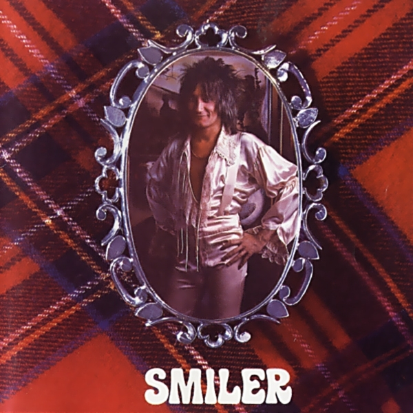 Rod Stewart Smiler Cover Art