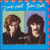 Hall & Oates Ooh Yeah! Cover Art